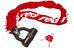Red Cycling Products High Secure - Cadena de seguridad - roja